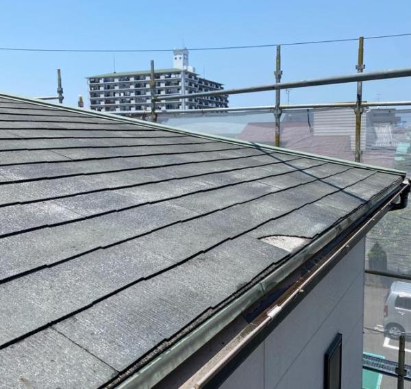 雨漏り予防対策 屋根